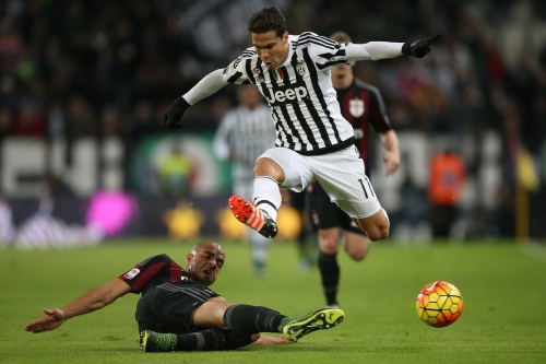 AC Milan vs. Juventus Predictions & Match Preview 22/10/2016