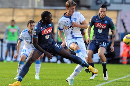 Napoli - Empoli Predictions & Match Preview on 26/10/2016