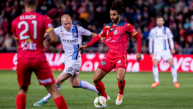 Melbourne City - Adelaide United Predictions & Match Preview 28/10/2016