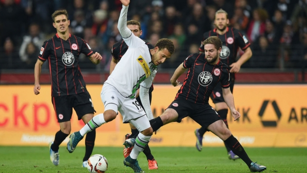 B. Mönchengladbach -	 Eintracht Frankfurt. Prediction and tip 28.10.2016