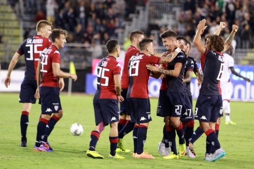 Serie A: Cagliari vs. Palermo Predictions & Betting tips 31/10/2016 with Bet365