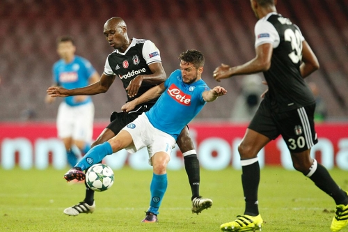 Champions League: Besiktas vs. Napoli Predictions & Tips 01/11/2016