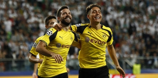 Borussia Dortmund vs. Sporting. Prediction & Tips 02/11/2016