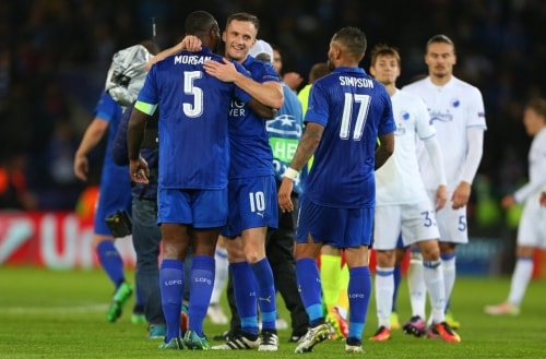 FC Copenhagen vs. Leicester City Predictions & Betting tips 02/11/2016