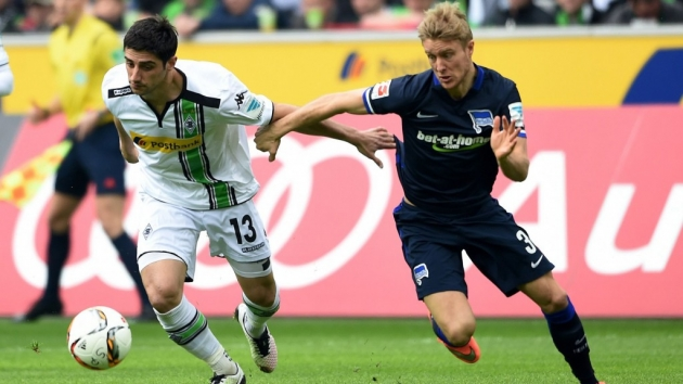 Hertha Berlin vs. Borussia M'gladbach Predictions & Match Preview 04/11/2016