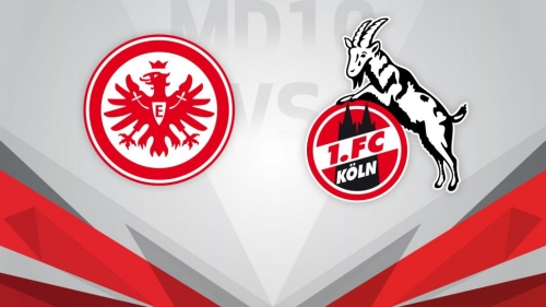 Eintracht Frankfurt vs. 1. FC Koln Predictions & Match Preview 05/11/2016