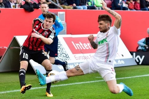 Ingolstadt vs. Augsburg Predictions & Match Preview 05/11/2016 with Bet365