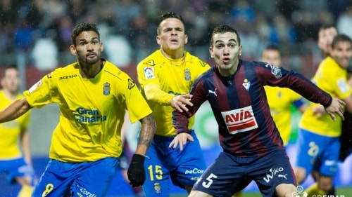 Las Palmas vs. Eibar Predictions & Betting tips 05/11/2016