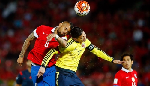 2018 WC Qualifying: Colombia vs. Chile Predictions & Betting tips 10/11/2016