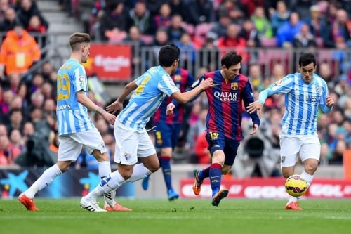 Barcelona vs. Malaga Betting Predictions & Tips 19/11/2016