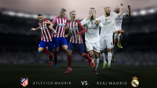 Atletico Madrid vs. Real Madrid Betting Predictions & Tips 19/11/2016