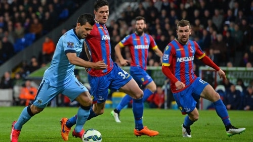 Crystal Palace vs. Manchester City Betting Predictions