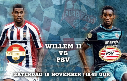 Willem II vs. PSV Eindhoven Betting Predictions
