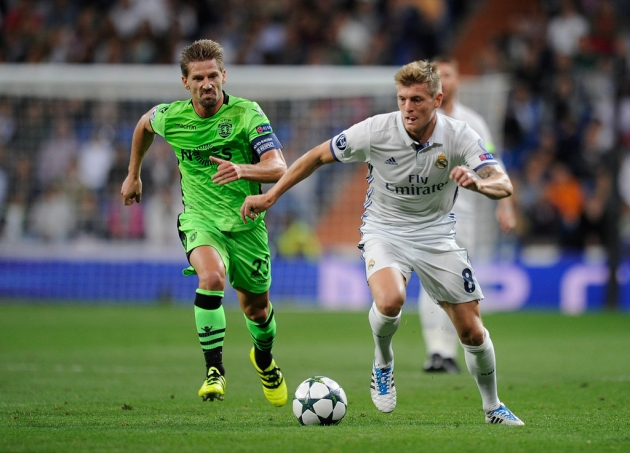 Sporting CP - Real Madrid Predictions & Match Preview 22/11/2016