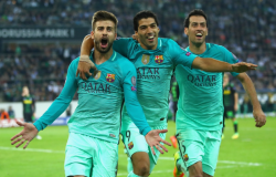 Barcelona vs. Borussia Monchengladbach Predictions & Match Preview 06/12/2016