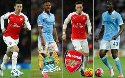 Manchester City vs. Arsenal 18/12/2016 Predictions, Match Preview
