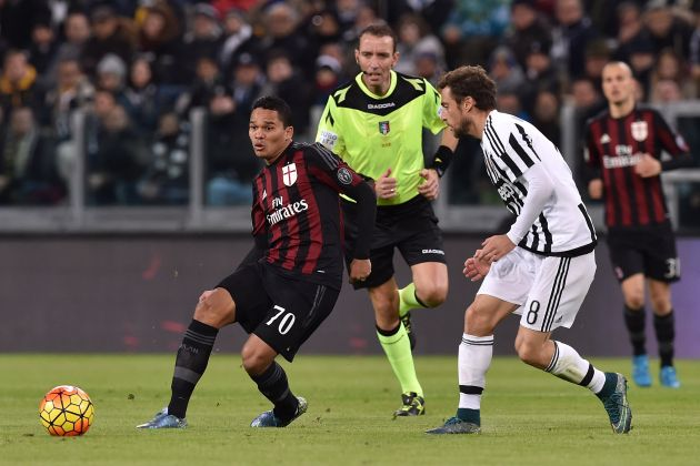 Juventus vs. AC Milan 23/12/2016 Predictions, Match Preview