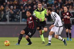 Juventus vs. AC Milan 23/12/2016 Predictions, Betting Tips
