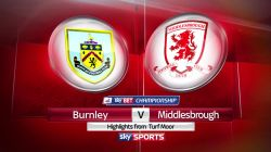 Burnley vs Middlesbrough. Predictions & Tips 26/12/2016