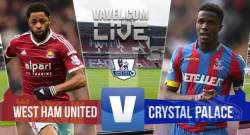 West Ham vs Crystal Palace. Predictions & Tips 14/01/2017
