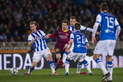 Real Sociedad vs. Barcelona Predictions & Bet Tips 19/01/2017