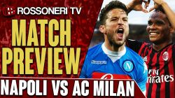 AC Milan vs. Napoli Predictions & Betting Tips 21/01/2017