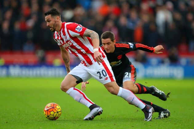 Stoke City vs. Manchester United Predictions & Match Preview 21/01/2017