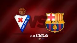 Eibar	vs Barcelona. Predictions & Tips 22/01/2017