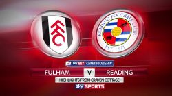 Reading vs Fulham. Predictions & Tips 24/01/2017