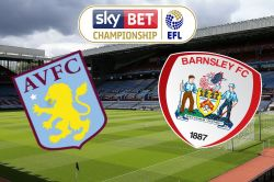 Aston Villa	vs Barnsley. Predictions & Tips 14/12/2017