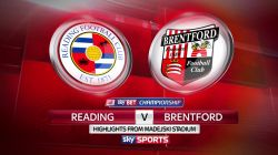 Reading vs Brentford. Predictions & Tips 14/02/2017