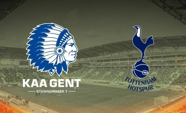 KAA Gent vs. Tottenham Hotspur Predictions & Match Preview 16/02/2017