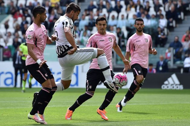 Juventus vs. Palermo Predictions & Match Preview 17/02/2017