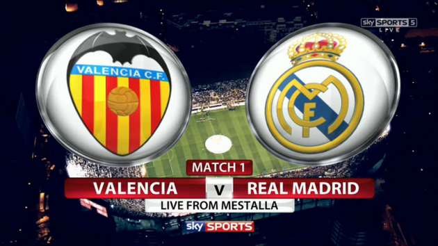 Valencia vs Real Madrid Predictions & Tips 22/02/2017