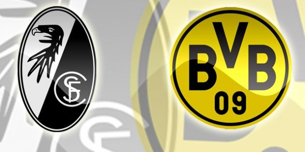 Freiburg vs Borussia Dortmund Predictions & Tips 25/02/2017
