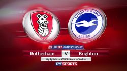 Rotherham vs Brighton Predictions & Betting tips 07/03/2017