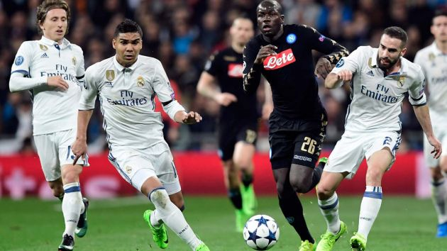 Napoli vs. Real Madrid Predictions & Betting Tips 07/03/2017
