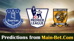Everton vs. Hull City Predictions & Match Preview 18/03/2017