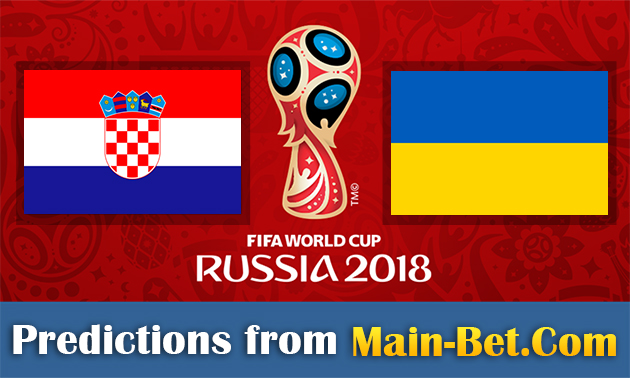Croatia vs. Ukraine Predictions & Match Preview 24/03/2017