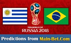 Uruguay vs. Brazil Predictions, Preview & Betting Tips 24/03/2017