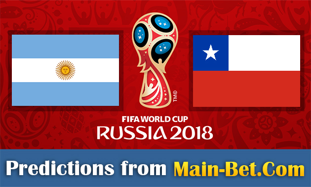 Argentina vs. Chile Predictions & Match Preview 24/03/2017