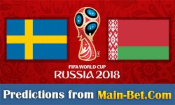 Sweden vs. Belarus Predictions & Betting Tips 25/03/2017