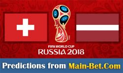 Switzerland vs. Latvia Predictions & Match Preview 25/03/2017
