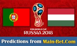 Portugal vs. Hungary Predictions & Betting Tips 25/03/2017