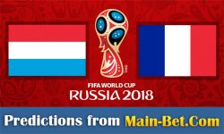 Luxembourg vs. France Predictions & Betting Tips 25/03/2017