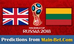England vs. Lithuania Predictions & Match Preview 26/03/2017