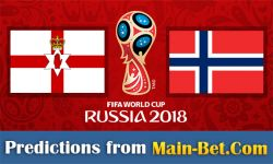 Northern Ireland vs. Norway Predictions & Match Preview 26/03/2017