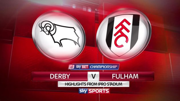 Derby vs Fulham Predictions & Match Preview 04/04/2017