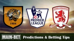 Hull City vs Middlesbrough Predictions & Match Preview 05/04/2017