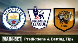 Manchester City vs. Hull City Predictions & Match Preview 08/04/2017